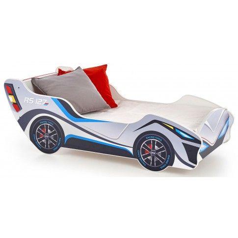 Zdjęcie produktu Łóżko dziecięce Resir - auto wyścigowe.