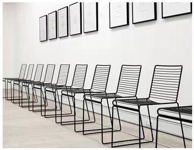 Modne krzesło Hagos - do biura