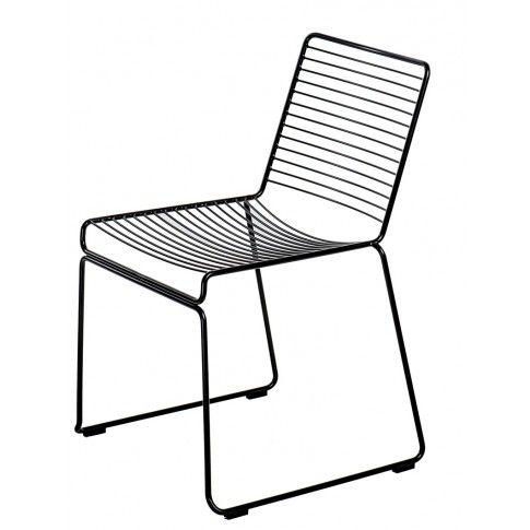 Zdjęcie produktu Krzesło Hagos - czarne.