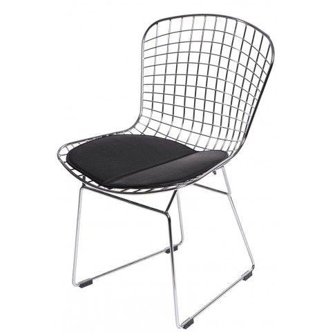 Zdjęcie produktu Dziecięce krzesło Luis - czarne.