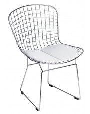 Krzesło Luis 2X - białe