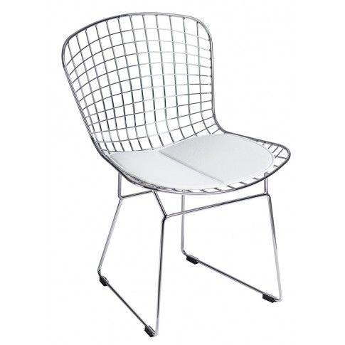 Zdjęcie produktu Krzesło Luis 2X - białe.