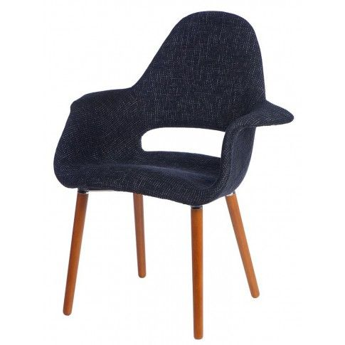 Zdjęcie produktu Krzesło Otrio - granatowe.
