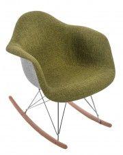 Bujany fotel Belio 3x - zielony w sklepie Edinos.pl