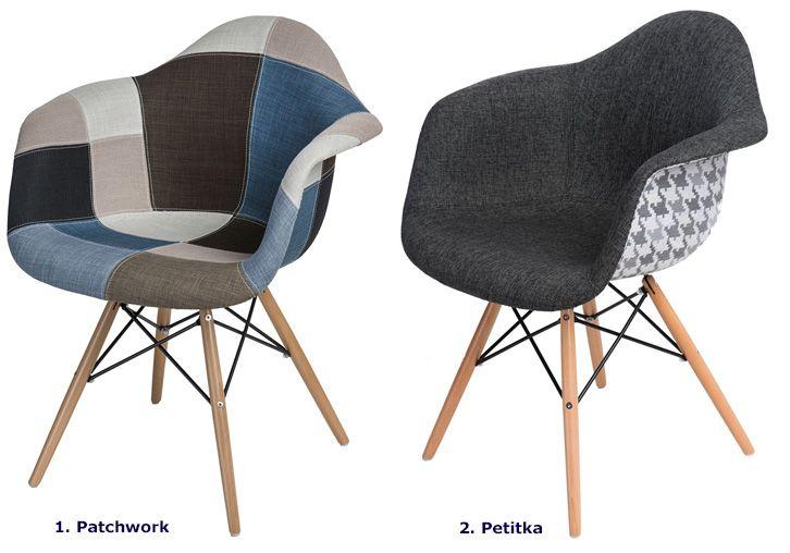 Rewelacyjny fotel Bimmi - drewniany