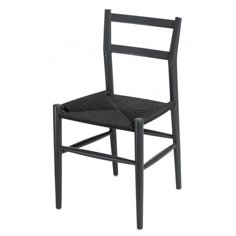 Zdjęcie produktu Krzesło Merlone - czarne.
