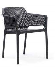 Krzesło Farry - czarne w sklepie Edinos.pl