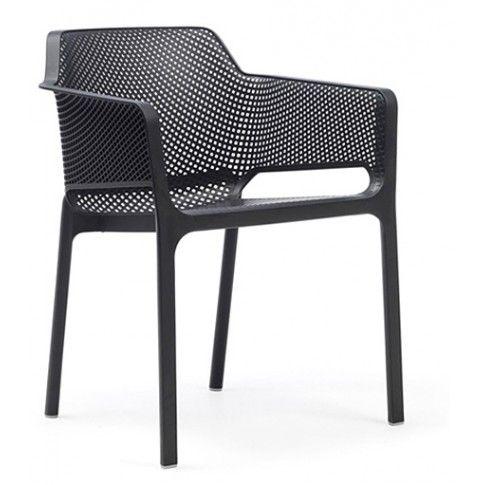 Zdjęcie produktu Krzesło Farry - czarne.