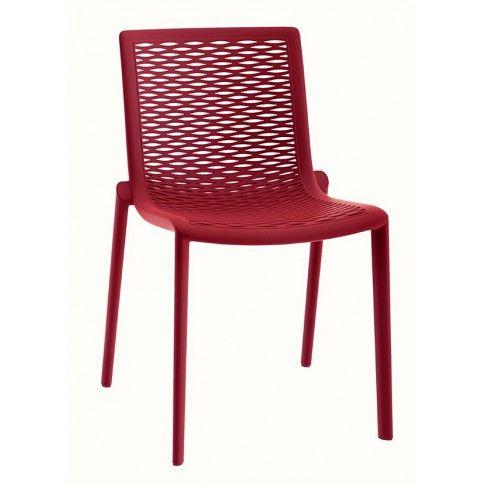 Zdjęcie produktu Krzesło Farry 2X - czerwone.