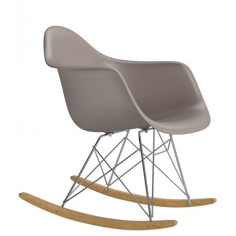 Zdjęcie produktu Bujane krzesło Paleo - beżowe.