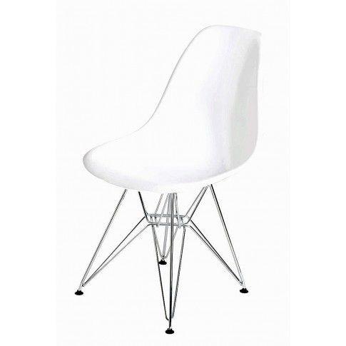 Zdjęcie produktu Krzesło Rokus - białe.