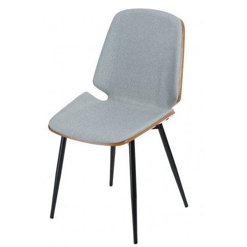 Zdjęcie produktu Krzesło Fabrio - szare.