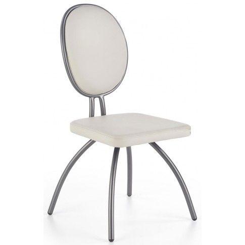Zdjęcie produktu Krzesło Minger - jasny popiel.