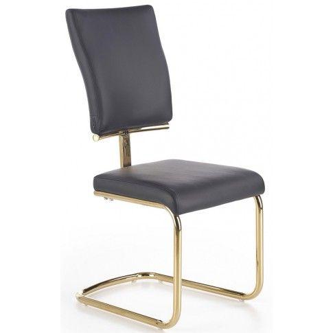 Zdjęcie produktu Krzesło Doran - czarne.