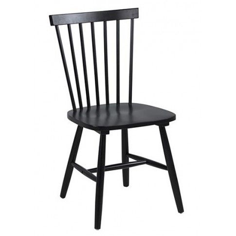 Zdjęcie produktu Krzesło Tradis - czarne.
