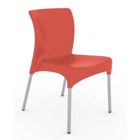 Zdjęcie produktu Krzesło Andio - czerwone.