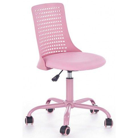 Zdjęcie produktu Obrotowy fotel dla dziewczynki Moli - różowy.