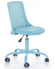 Fotel dla dziecka Moli - niebieski