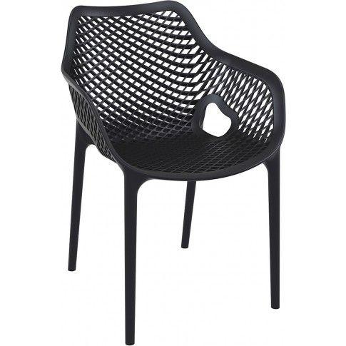 Zdjęcie produktu Krzesło Lofti 2X - czarne.