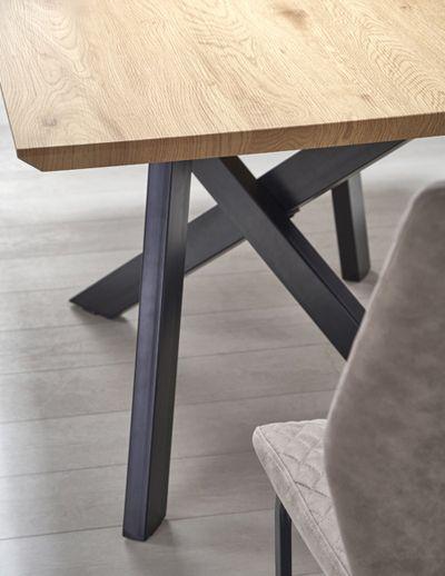 Stół Fabier - industrialny