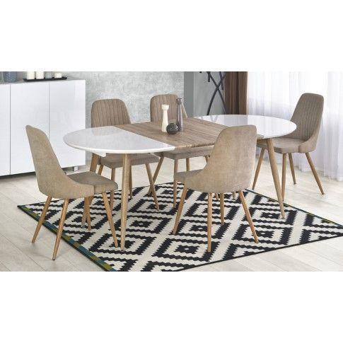 Zdjęcie produktu Rozkładany stół Modes - biały.