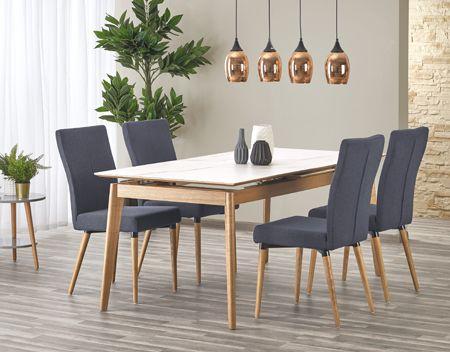 Wyrafinowany stół Bello - rozkładany