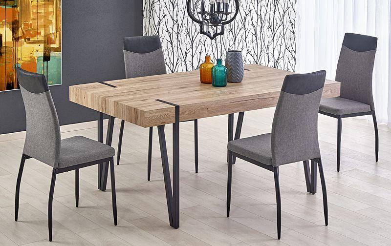 Loftowy stół do salonu Lofter