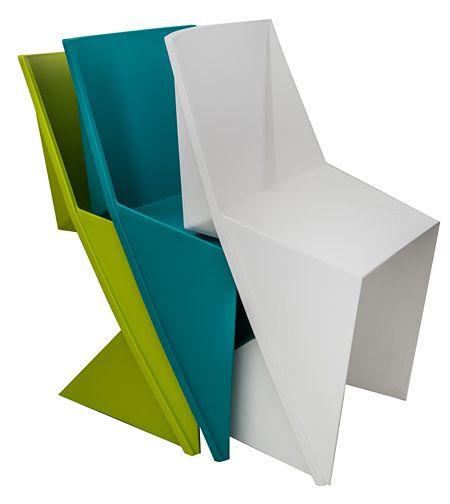 Modne krzesło Desiro - nowoczesne