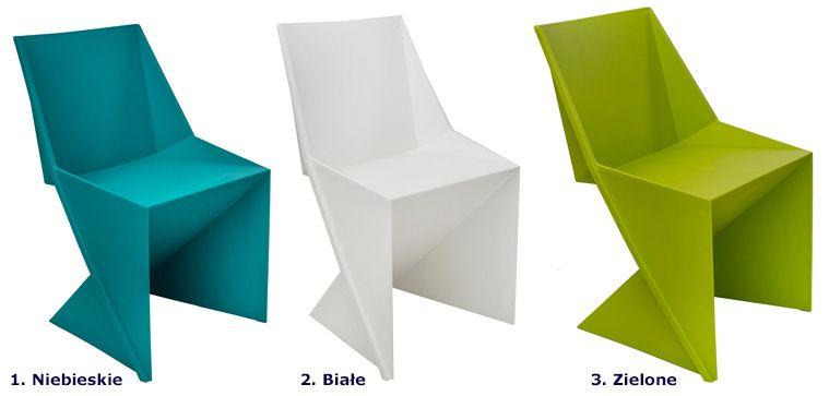 Stylowe krzesło Desiro - do jadalni