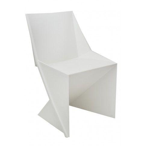 Zdjęcie produktu Krzesło Desiro - białe.
