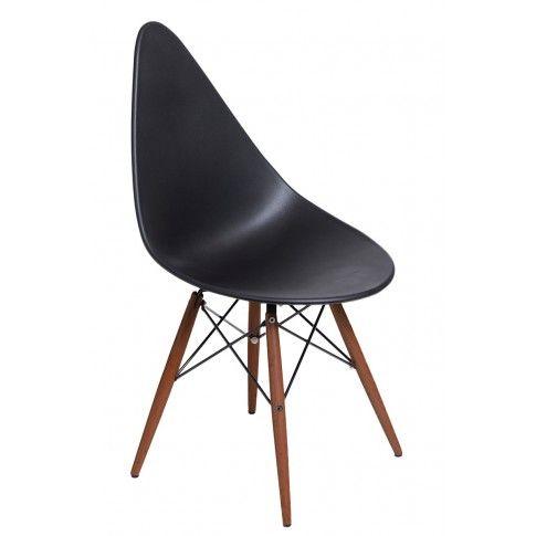 Zdjęcie produktu Krzesło Todi - czarne.
