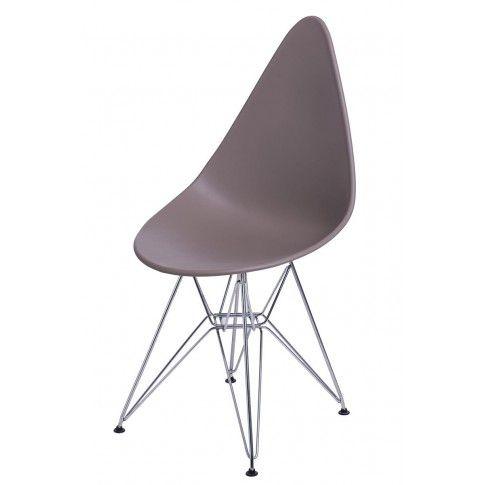 Zdjęcie produktu Krzesło Todi 2X - szare.