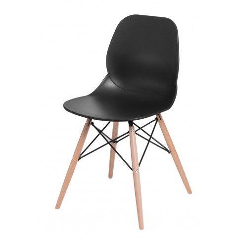 Zdjęcie produktu Krzesło Effi - czarne.