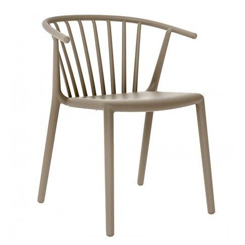 Zdjęcie produktu Krzesło Peppe - piaskowe.