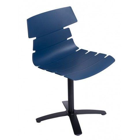 Zdjęcie produktu Krzesło Ineo - niebieskie.