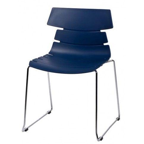 Zdjęcie produktu Krzesło Ineo 2X - niebieskie.