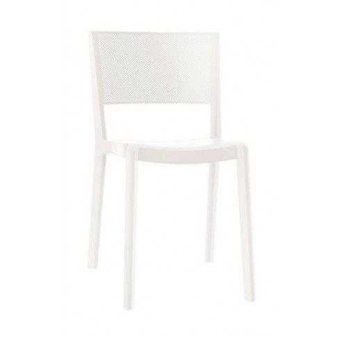 Zdjęcie produktu Krzesło Vildo - białe.