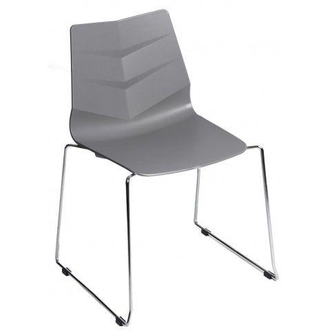 Zdjęcie produktu Krzesło Tekto  2X - szare.