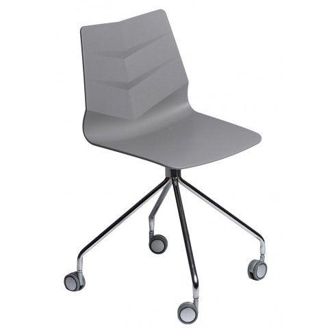 Zdjęcie produktu Krzesło Tekto  3X - szare.