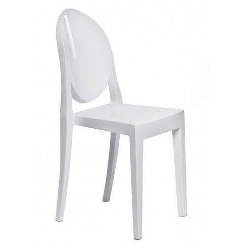 Zdjęcie produktu Krzesło Fugio - białe.