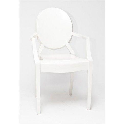 Zdjęcie produktu Krzesło Andre - białe.
