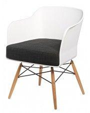 Krzesło Simmi - białe
