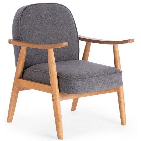 Zdjęcie produktu Fotel typu lisek Expon - popielaty.
