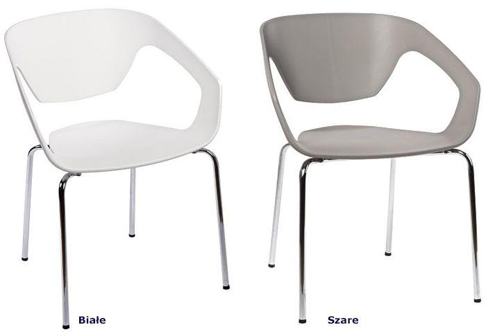 Designerskie krzesła Dakoto - nowoczesne