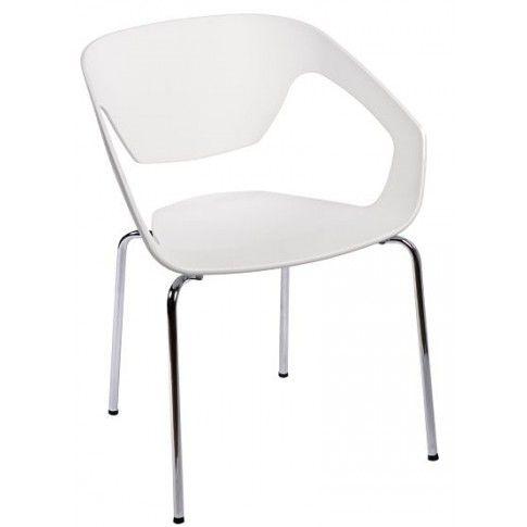 Zdjęcie produktu Krzesło Dakoto - białe.