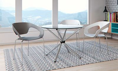 Modne krzesła Dakoto - wygodne
