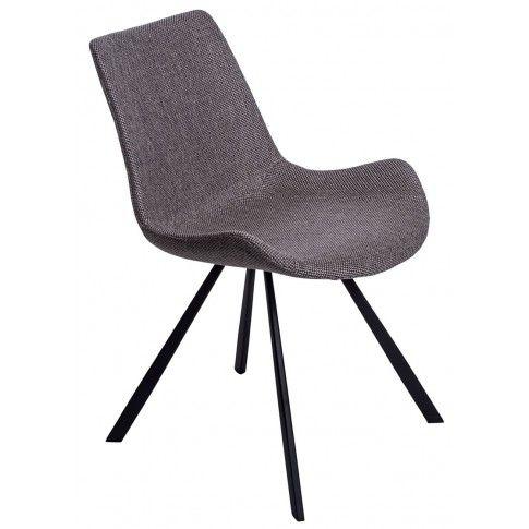 Zdjęcie produktu Krzesło Safiano - szare.