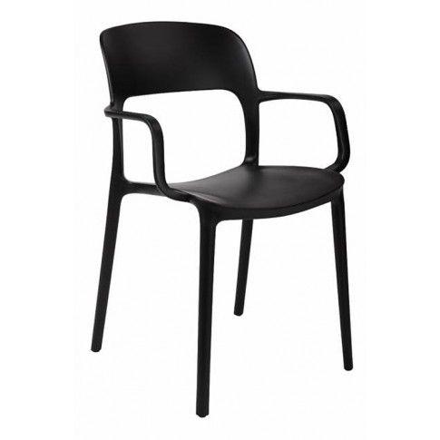 Zdjęcie produktu Krzesło Deliot - czarne.