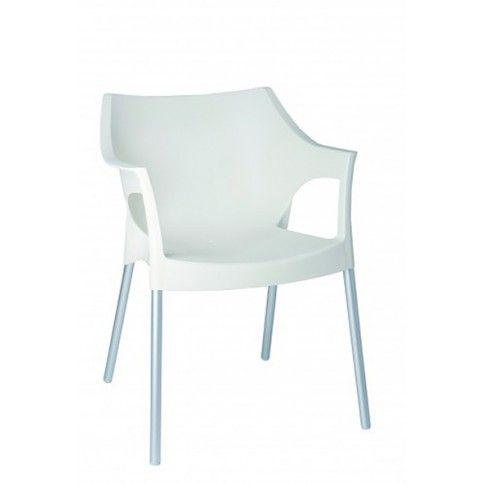 Zdjęcie produktu Krzesło Alen - białe.