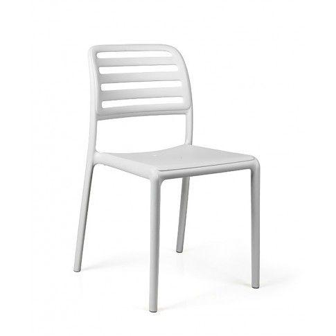 Zdjęcie produktu Krzesło Lendo - białe.